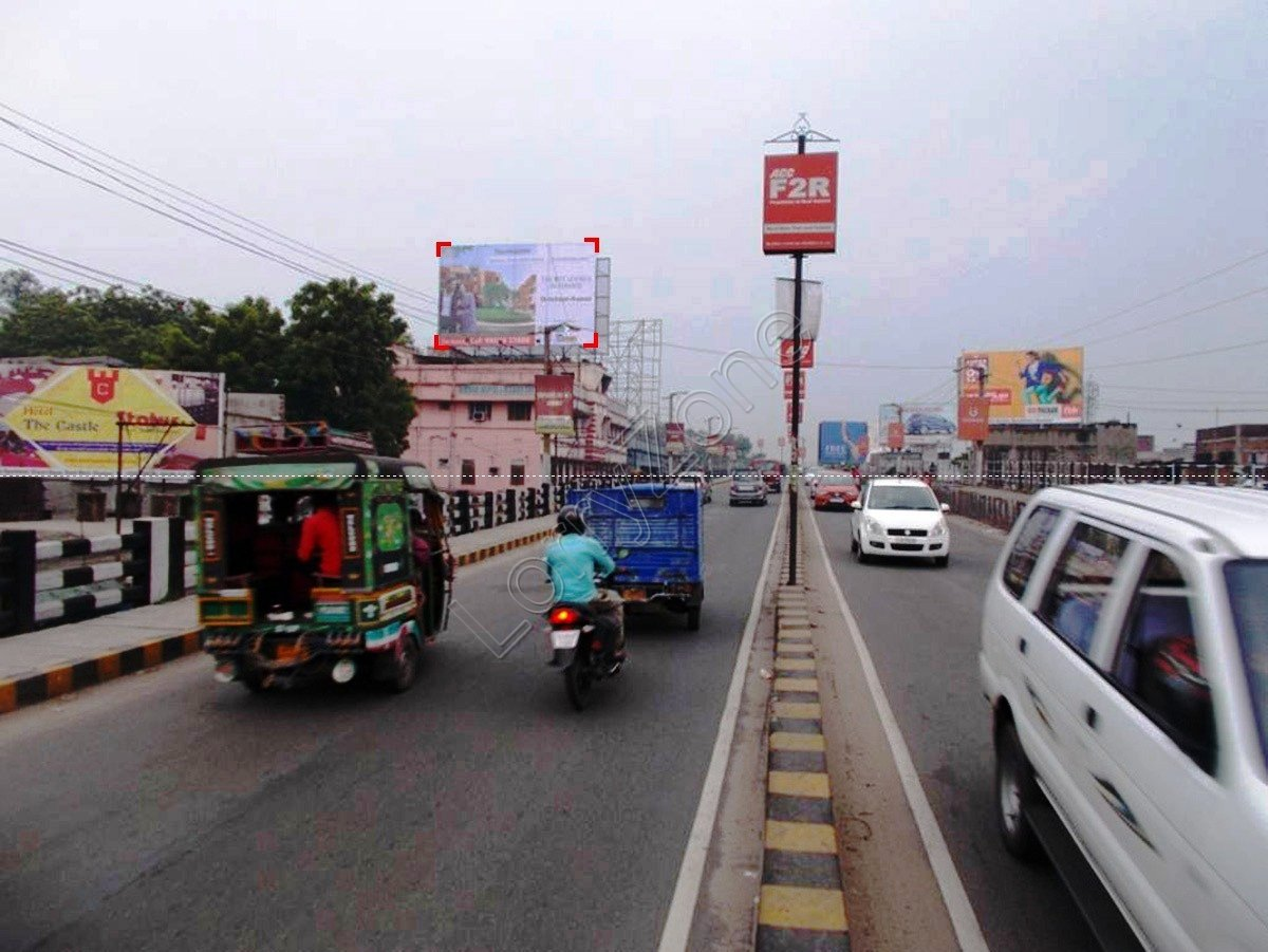 Billboard-Over Bridge,Dhanbad
