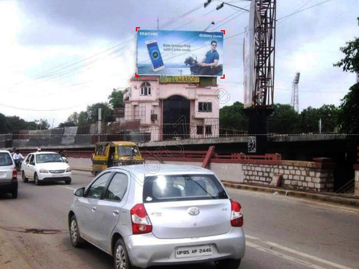 Billboard-Pandav Circle,Gwalior