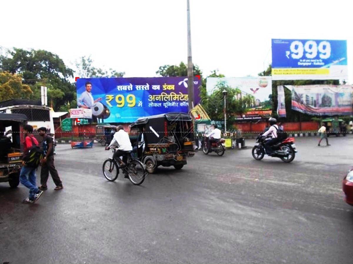 Billboard-Puja Talkies,Dhanbad