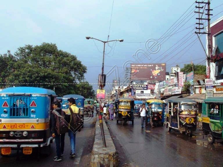 Billboard-Railway Road,Haridwar