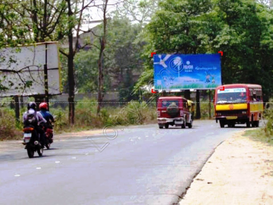 Billboard-Railway Station,Durgapur