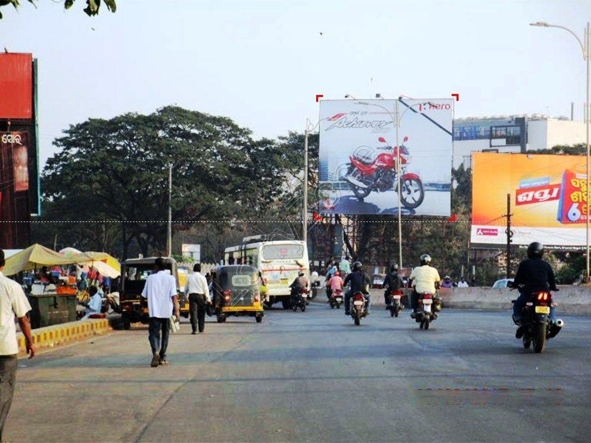 Billboard-Rajmahal Flyover,Bhubaneshwar