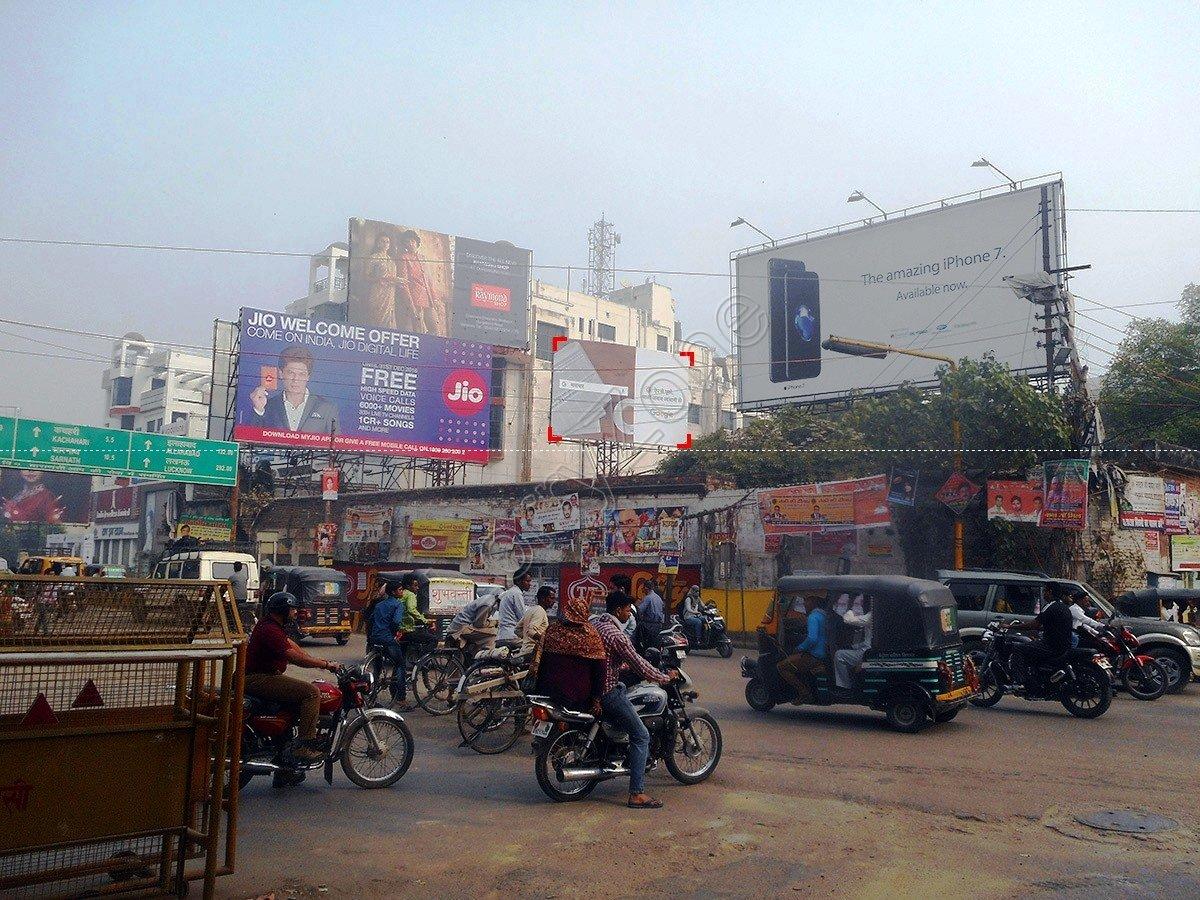 Billboard-Rathyatra,Varanasi