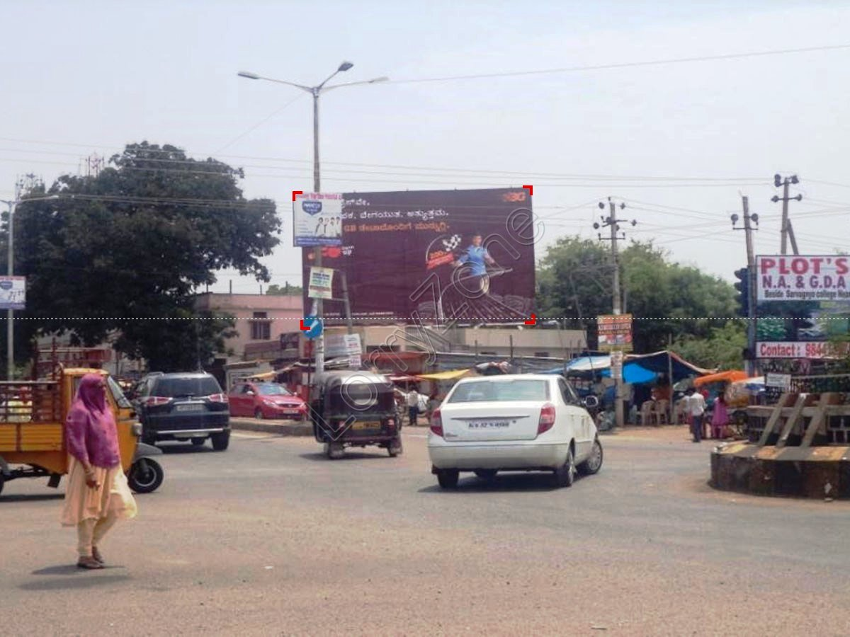 Billboard-Ring Road,Gulbarga