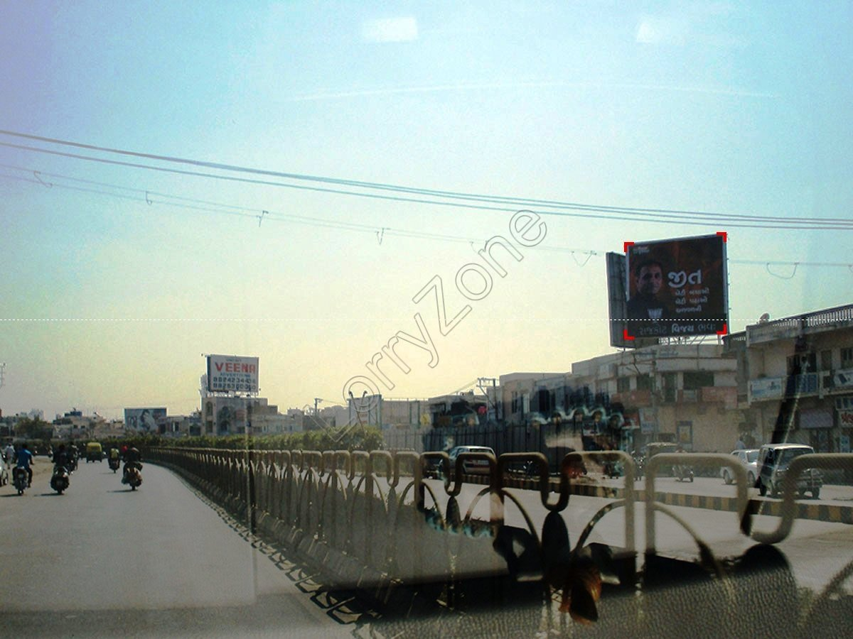 Billboard-Ring Road,Rajkot