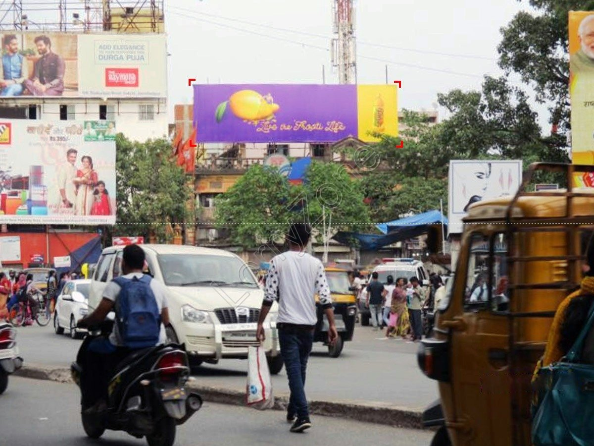 Billboard-Sakchi Circle,Jamshedpur
