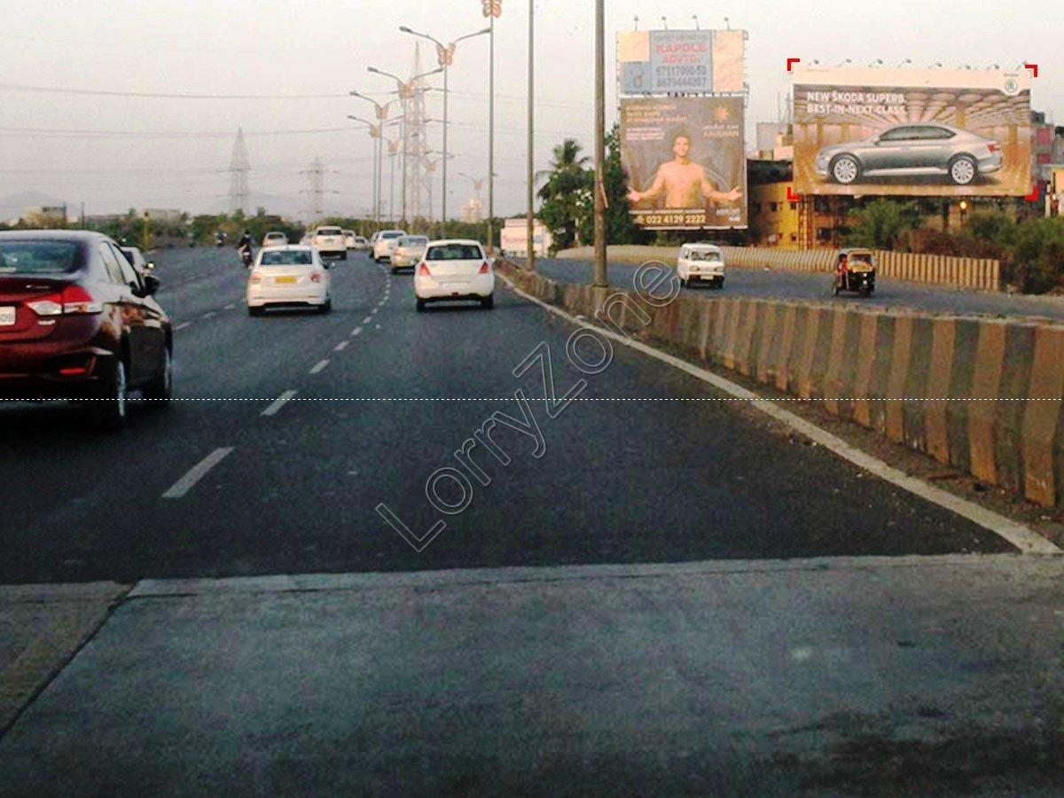 Billboard-Sanpada,Navi Mumbai