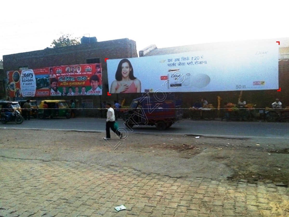 Billboard-Sant Talkies,Firozabad