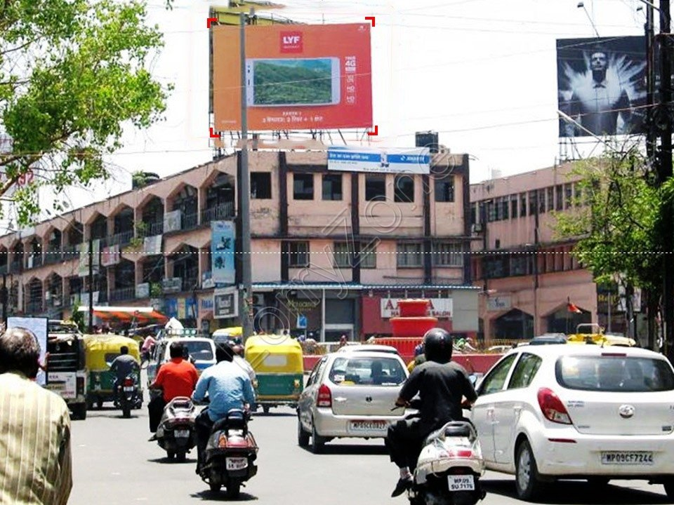 Billboard-Shastri Bridge,Indore