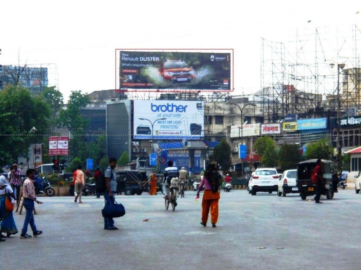 Billboard-Shastri/ Kutchery Chowk,Raipur