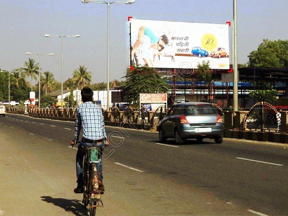 Billboard-Shiverni Chowk Aurangabad Road,Nashik