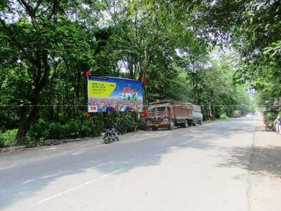 Billboard-Shyampur Bypass,Rishikesh