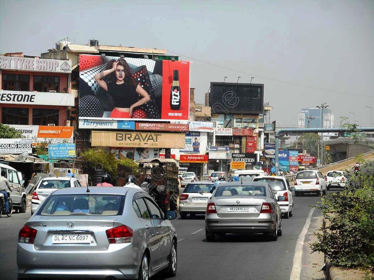 Billboard-Sikanderpur,Gurgaon