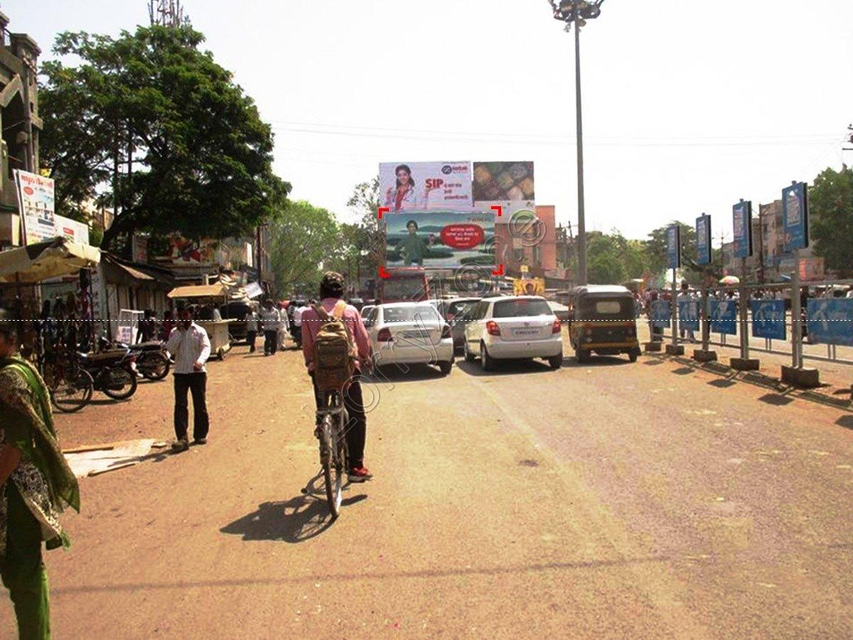 Billboard-Solapur  Akkalkot Road,Solapur