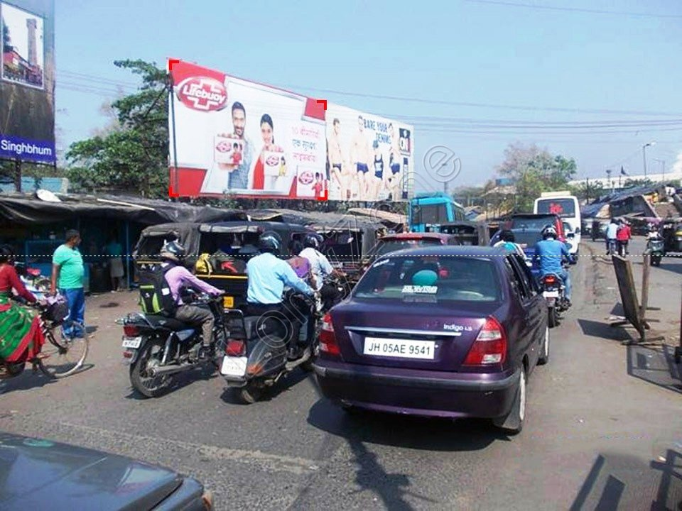 Billboard-Station Road,Jamshedpur