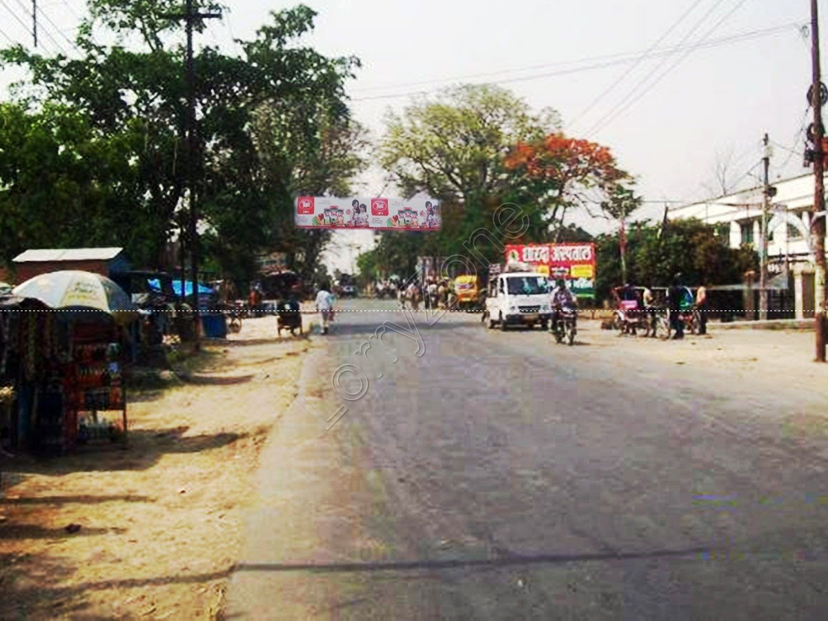 Billboard-Station Road,Pilibhit