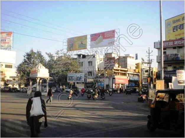 Billboard-Surajpole Circle,Udaipur