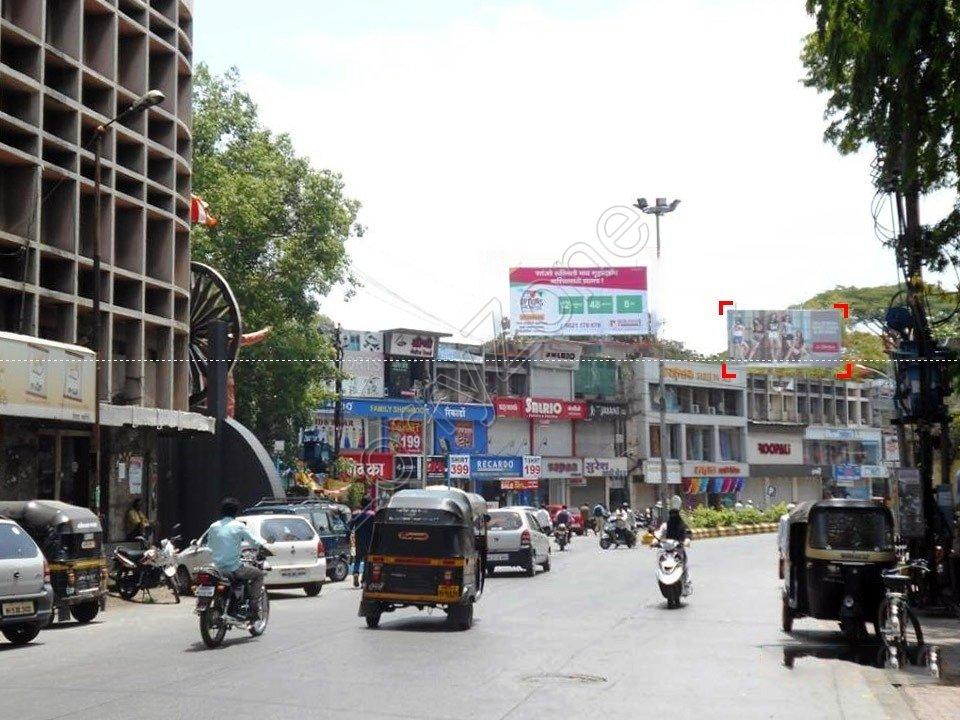 Billboard-Tilak Road,Nashik
