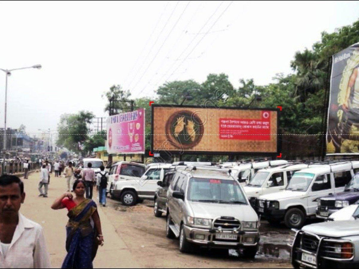 Billboard-Ushagram,Asansol