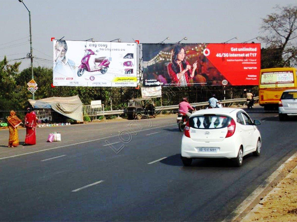 Billboard-Vani Vihar,Bhubaneshwar
