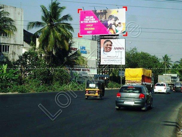 Billboard-Vashi,Navi Mumbai