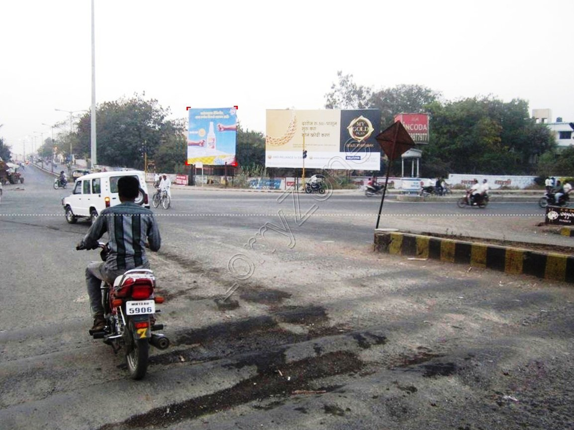 Billboard-Vijapur Road,Solapur