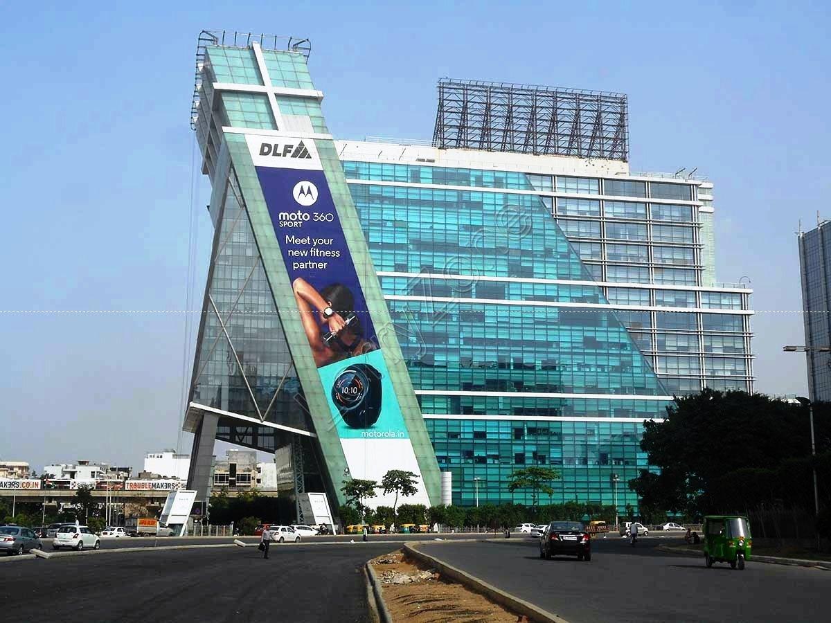 Building Facade-DLF Cyber City,Gurgaon