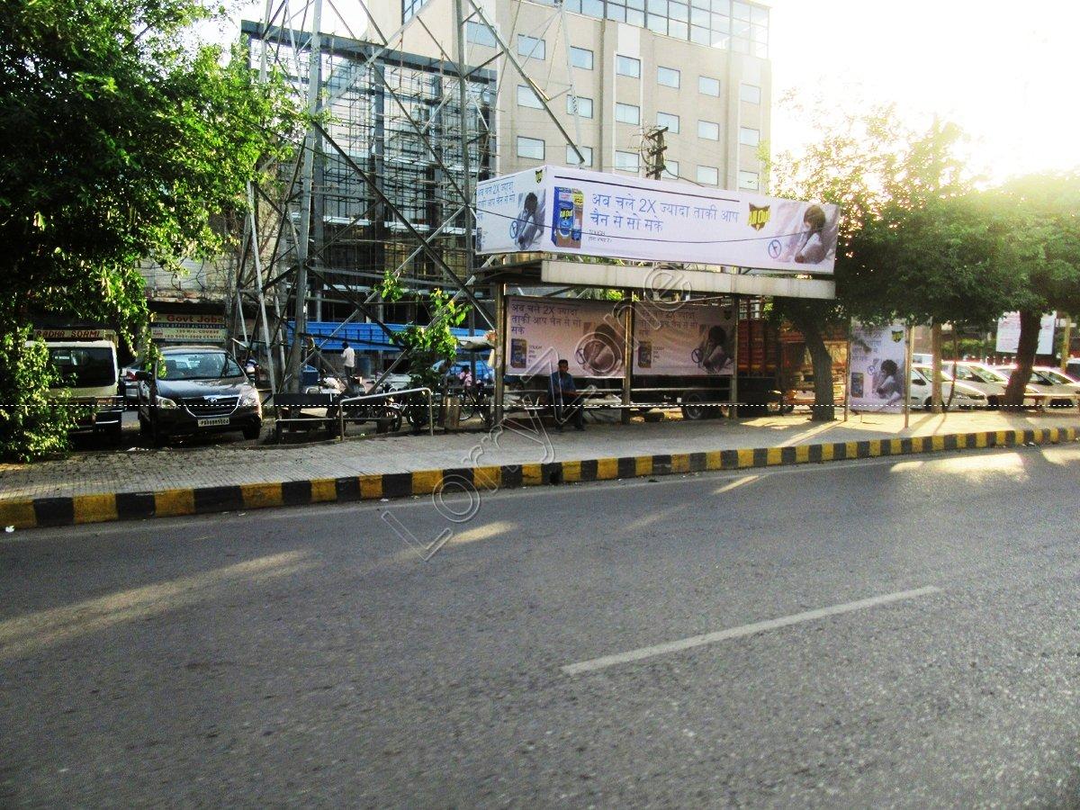 Bus Shelter-BMC Chowk,Jalandhar