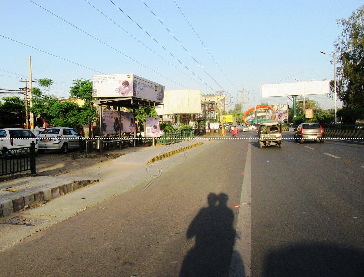 Bus Shelter-BSF Chowk,Jalandhar