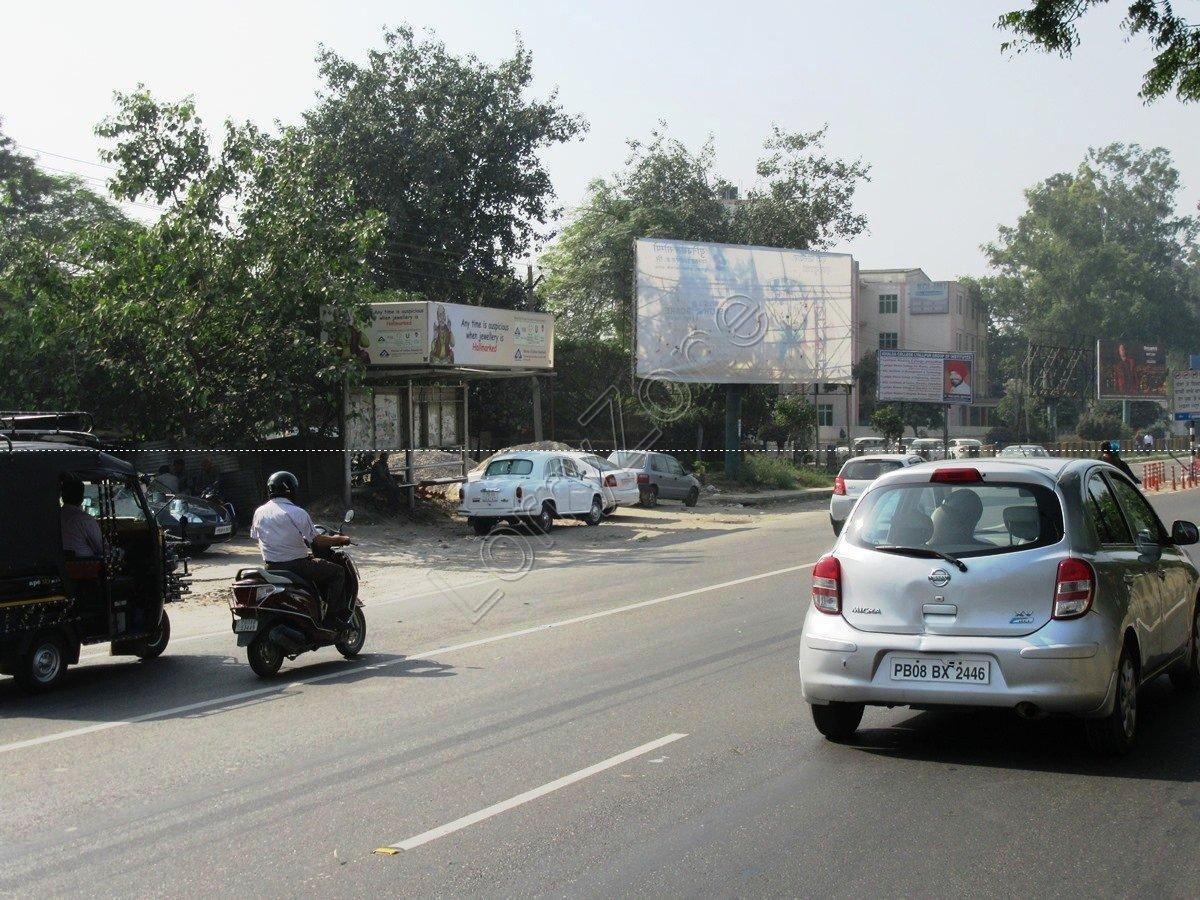 Bus Shelter-Bus stand Fly over,Jalandhar
