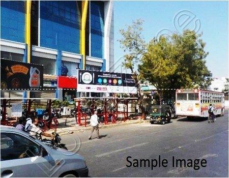 Bus Shelter - Ellisbridge, Ahmedbad
