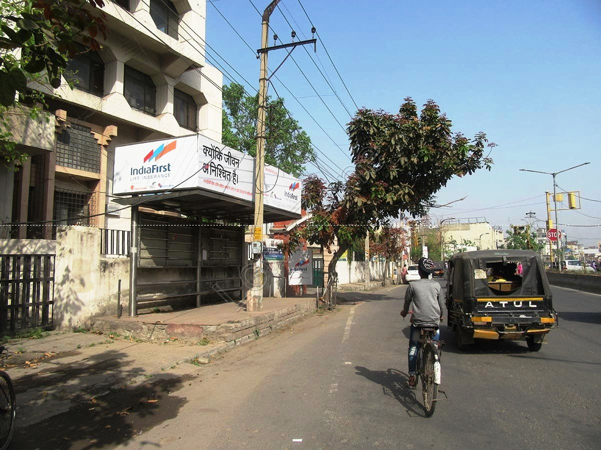 Bus Shelter-GPO,Jalandhar