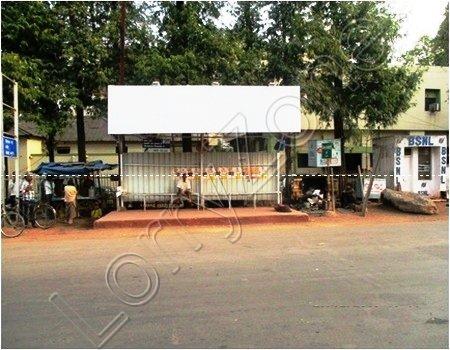 Bus Shelter - Mahavir Nagar, Durg