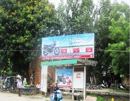 Bus Shelter - Makarpura, Vadodara