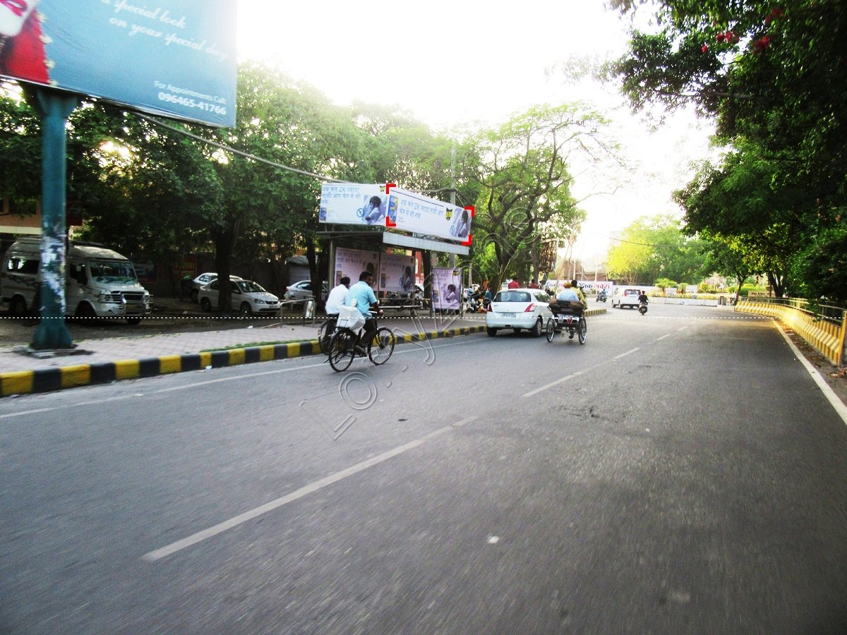 Bus Shelter-Opp. Mbd Mall,Jalandhar