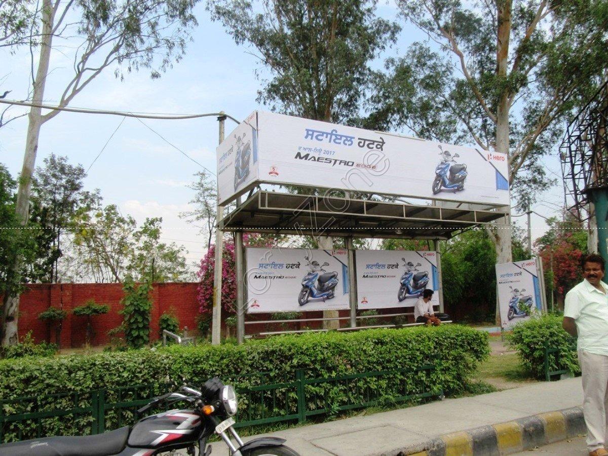 Bus Shelter-PAP Chowk,Jalandhar