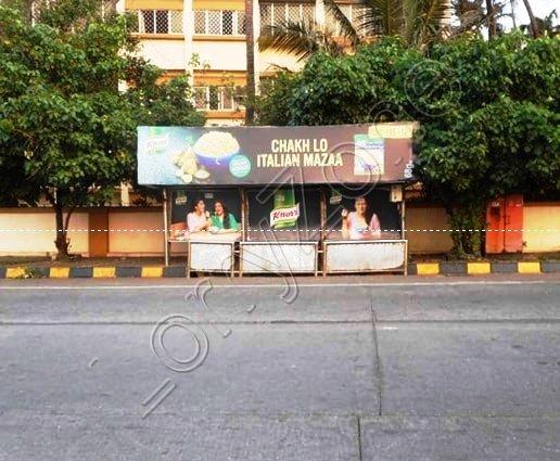 Bus Shelter - Ramalinga Nagar, Trichy