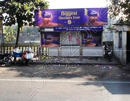 Bus Shelter - Shivajinagar, Pune