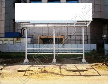 Bus Shelter - Steel Colony, Durg