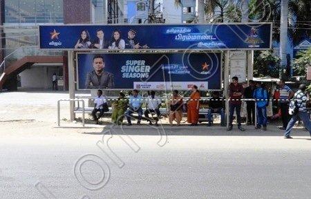 Bus Shelter - Velachery, Chennai