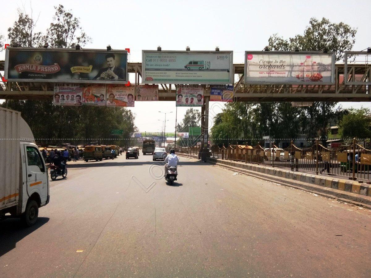 Foot Over Bridge-Mohan Nagar,Ghaziabad