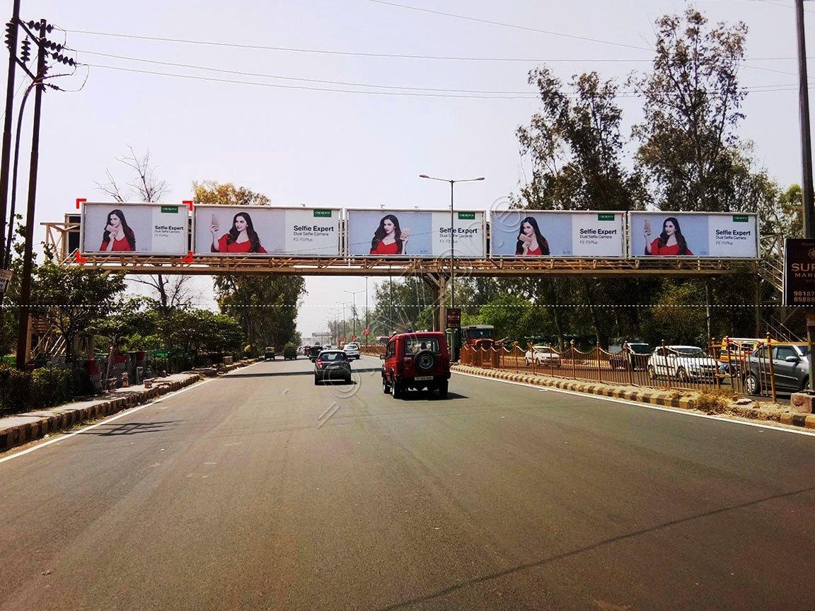 Foot Over Bridge-Sahibabad,Ghaziabad