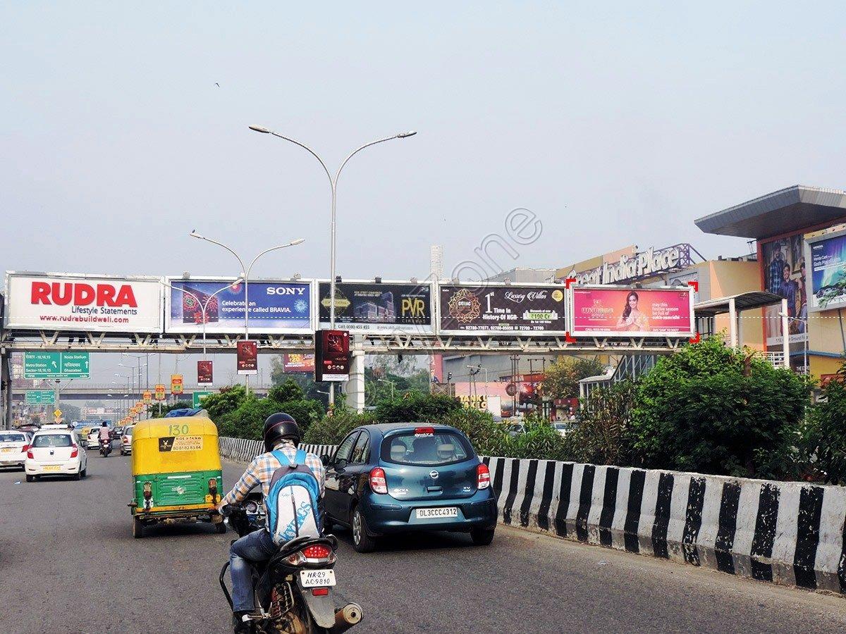 Foot Over Bridge-Sector 18,Noida