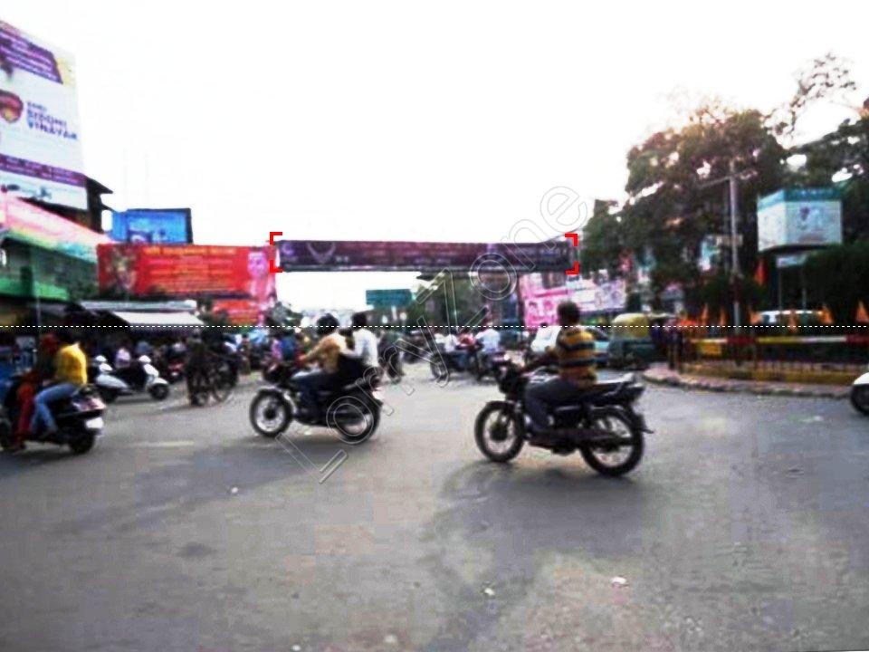 Gantry-Ayub khan Chauraha,Bareilly