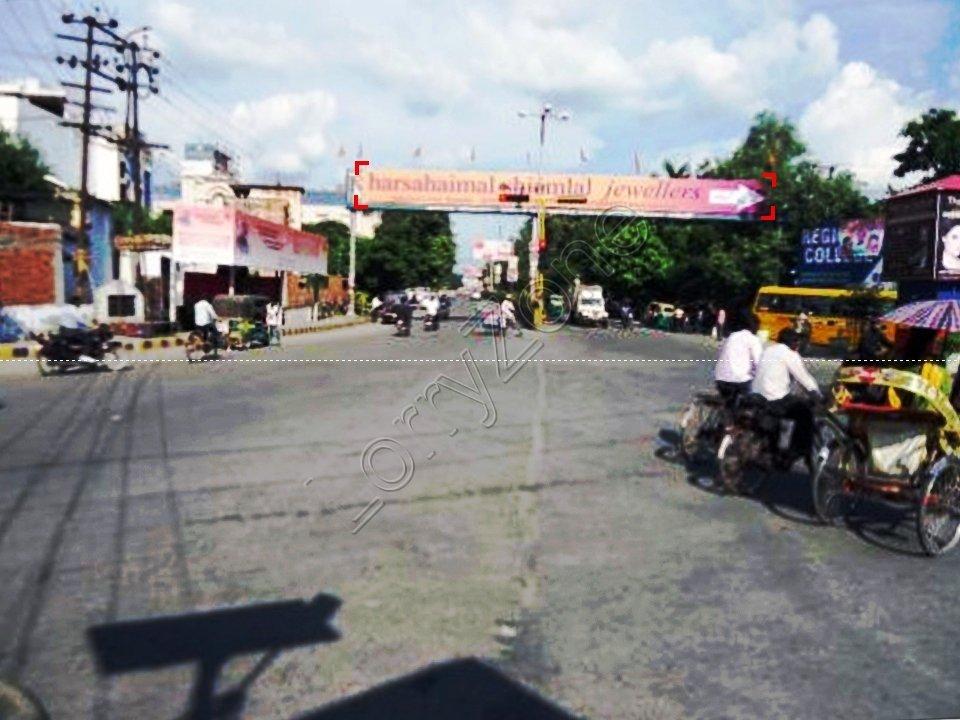 Gantry-Chowki Chauraha,Bareilly