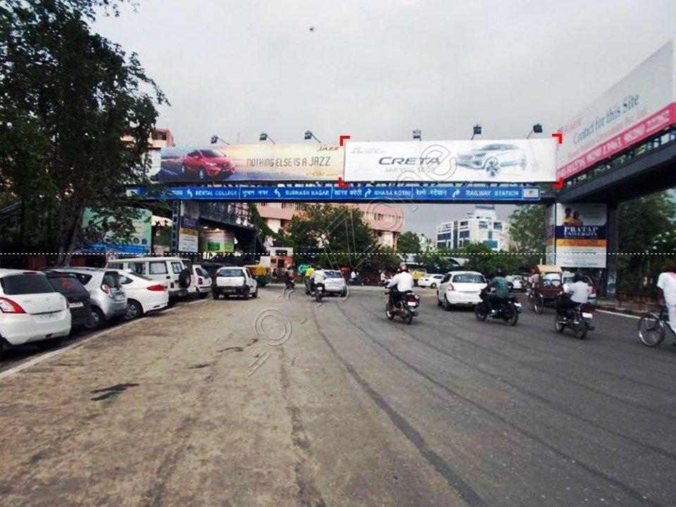 Gantry-Collectorate Road,Jaipur