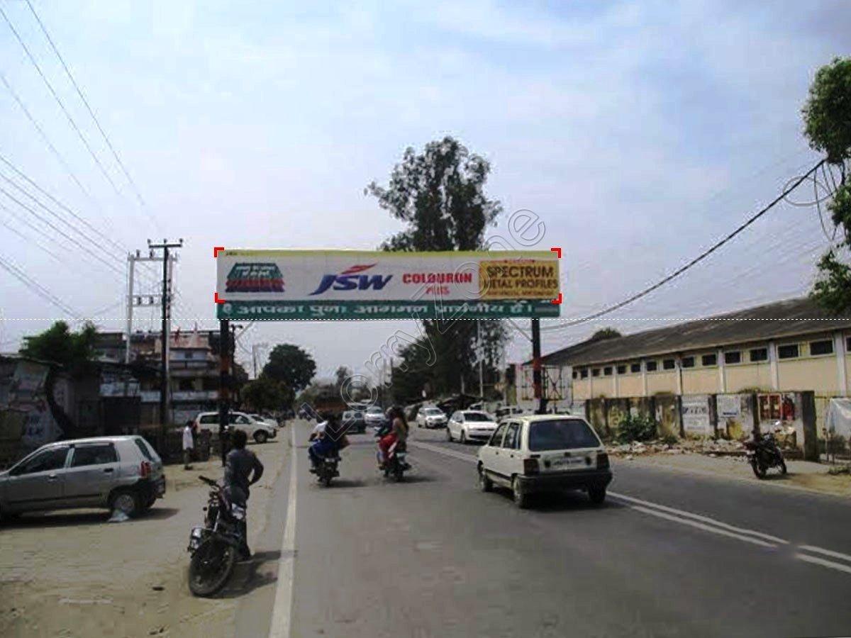 Gantry-Dehradun Vikasnagar Road,Vikas Nagar