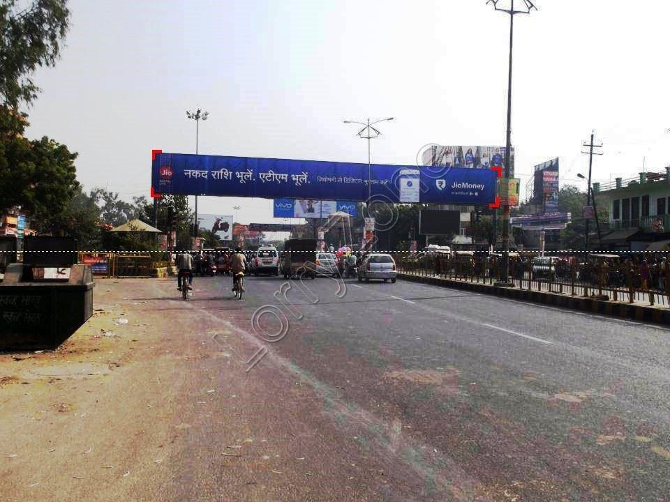 Gantry-Garh Road,Meerut