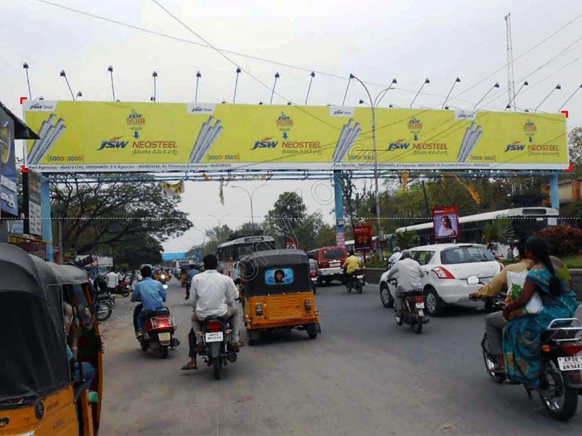 Gantry-Hanumakonda,Warangal