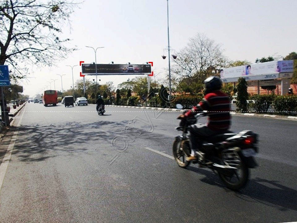 Gantry-J.L.N.Marg,Jaipur